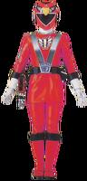 RPM Red Ranger (Female)