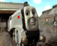 Spencer with Bronze buffers