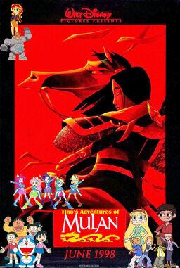 Tino's Adventures of Mulan
