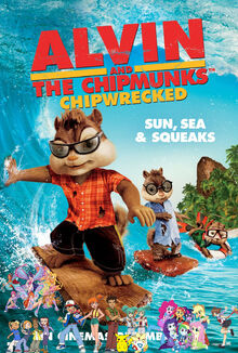 Weekenders Adventures of Alvin and the Chipmunks- Chipwrecked