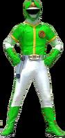 Green Dyna Ranger
