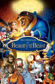 Alex's Adventures of Beauty and the Beast Poster (redo)