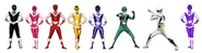 Lightning Mask Rangers