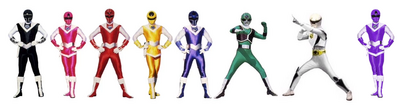 Lightning Mask Rangers