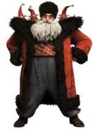 North (Santa Claus)