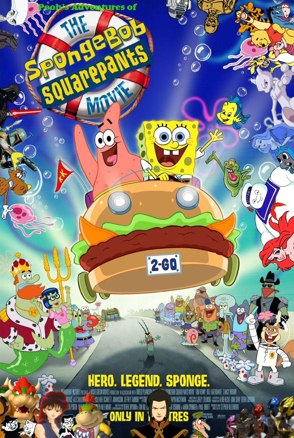 Pooh's Adventures of The SpongeBob SquarePants Movie