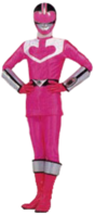 Time Force Pink Ranger