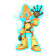 Ultimate emerl legacy render by nibroc rock-dapd7yz