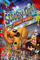 Tino's Adventures of Scooby-Doo! Stage Fright Poster
