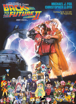 Weekenders Goes Back to the Future Part II