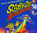 Tino's Adventures of Scooby-Doo and the Alien Invaders