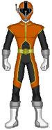 16. Bronze Data Squad Ranger