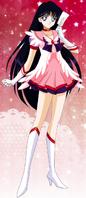 Celestial Sailor Mars
