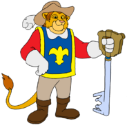 Johnny Musketeer 001
