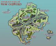 Map of Cephiro