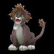 Lion Form CG