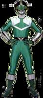 Green Time Force Ranger