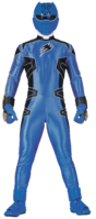 Jungle Fury Blue Ranger