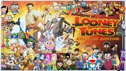 Otis' Adventures of Looney Tunes - Back in Action