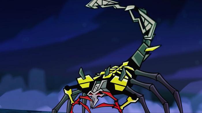 Lone Scorpio Character Video