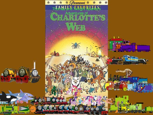 File:Thomas and Twilight Sparkle's Adventures of Charlotte's Web.jpg