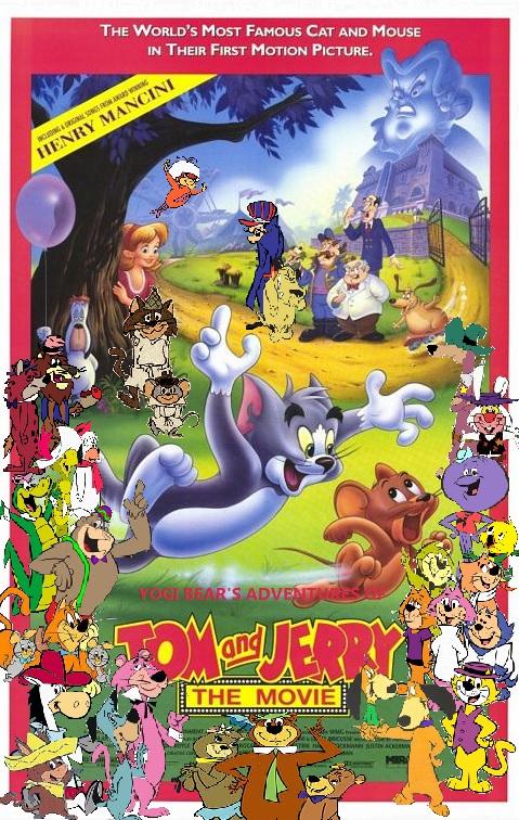 Yogi Bear's Adventures of Tom and Jerry: The Movie   Pooh's