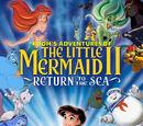 Pooh's Adventures of The Little Mermaid II: Return to the Sea