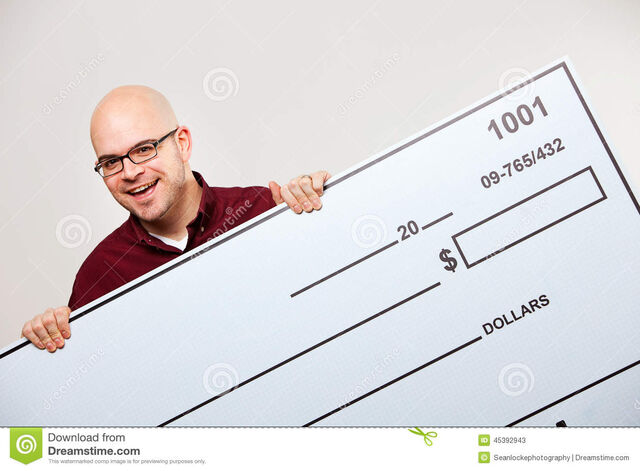 File:Check-cheerful-man-large-check-isolated-white-background-series-caucasian-oversized-bank-45392943.jpg