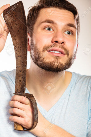 File:49096964-Young-man-with-shaving-having-fun-with-machete-large-knife-Handsome-guy-removing-face-beard-hair-Ski-Stock-Photo.jpg