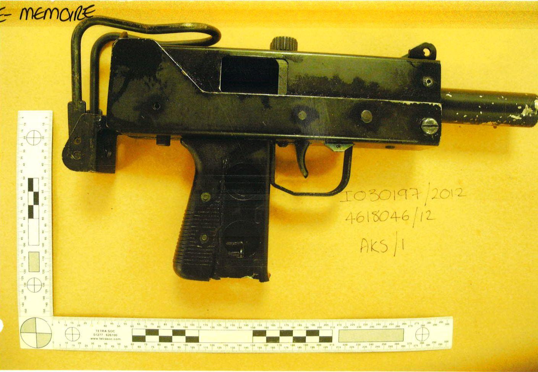 Section Five Firearms Ltd  MAC-10   Poopmeister Wiki   FANDOM