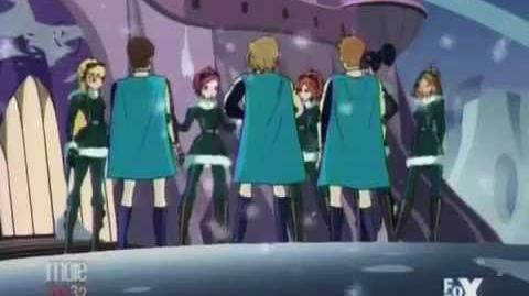 Winx Club Season 1 Episode 21 - The Frozen Palace