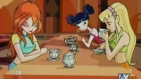 Winx Club Season 1 Episode 8 - The Day of the Rose