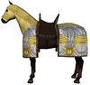 War horse yellow