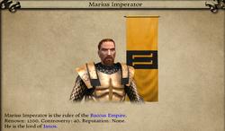 Marius Imperator-0