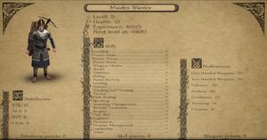 Maiden Warrior