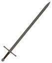 Mesh cross-sword