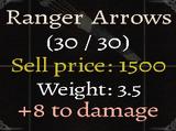 Ranger Arrows