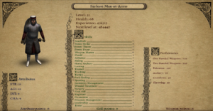Sarleon Man-at-Arms (profile)