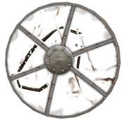 Huscarl's Round Shield