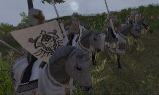 Knights dawn