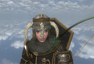 Fierdsvain Helm with Crown - Inar