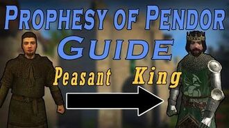 Prophesy of Pendor 3.9.4 Guide - From Peasant To King-1