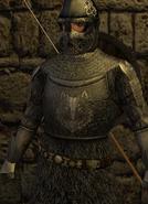 Shadow hunter armor male