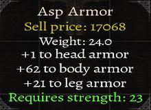 Asp Armor