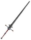 Mesh ashenborn sword 1