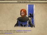King Gregory IV