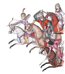 Burilgi the Usurper Pict