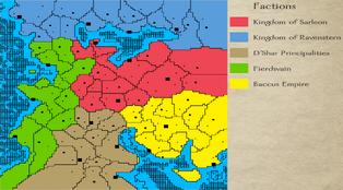 Pendor Map