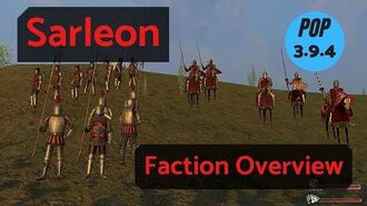 Sarleon Faction Overview Guide - Prophesy of Pendor 3.9.4 POP Mount & Blade WB-0