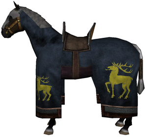 War horse ravenstern